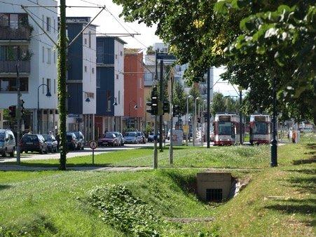 Vauban, Freiburg im Breisgau, Germany