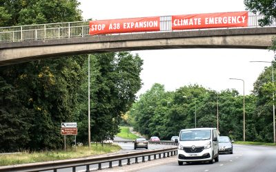 Stop the A38 Expansion