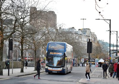 Greater Manchester bus network back under public control