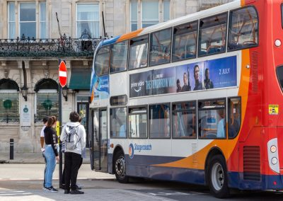 Bus service improvement plans must prioritise carbon reduction and modal transfer from car to bus